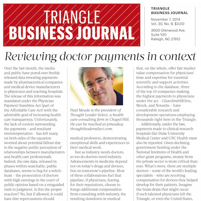 TBJ - Doctor Payments - thumb
