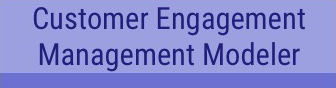 Customer Engagement Management Modeler
