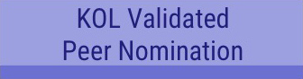 KOL Validated Peer Nomination